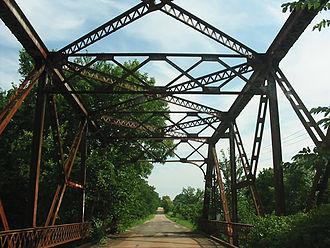 Oklahoma State Highway 18 - Salt Creek Bridge