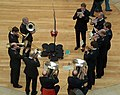 Salvation Army Brass Band in Bullring 122 C.jpg