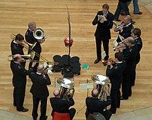 Salvation Army brass band - Wikipedia