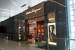 Salvatore Ferragamo store at Hongqiao Airport Terminal 2 (20180212100931).jpg