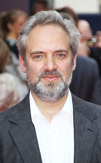 Sam Mendes - Mendes in London at the opening night of Charlie and the Chocolate Factory in 2013.