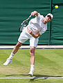 Sam Querrey, Wimbledon 2013 - Diliff.jpg
