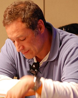 Sam Simon - Simon at the 2008 World Series of Poker