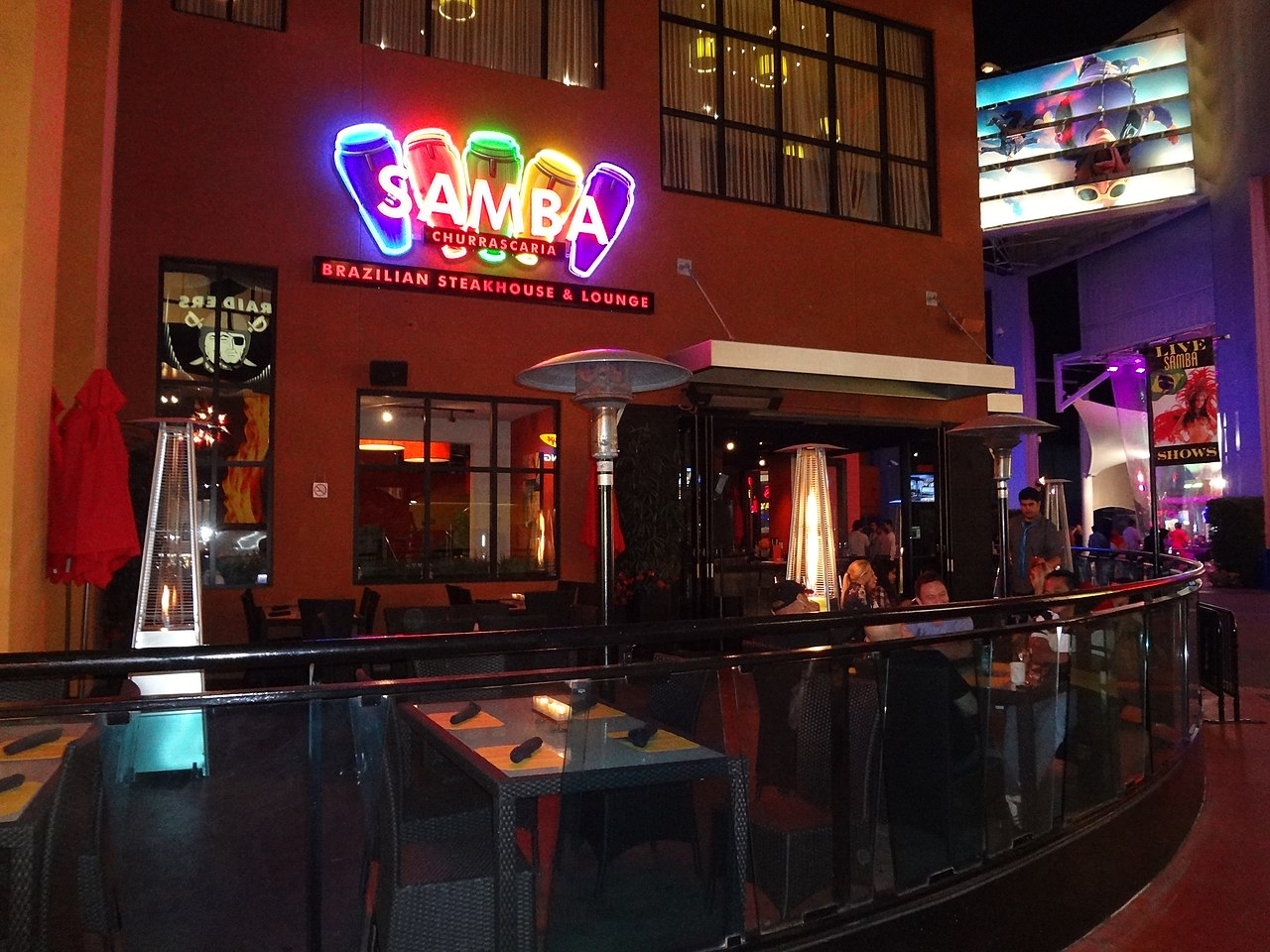Brazilian Steak House In Long Island City Holiday Inn