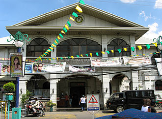 San Carlos, Pangasinan - City Hall