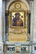San Fantin (Venice) miraculous icon of the Virgin.jpg
