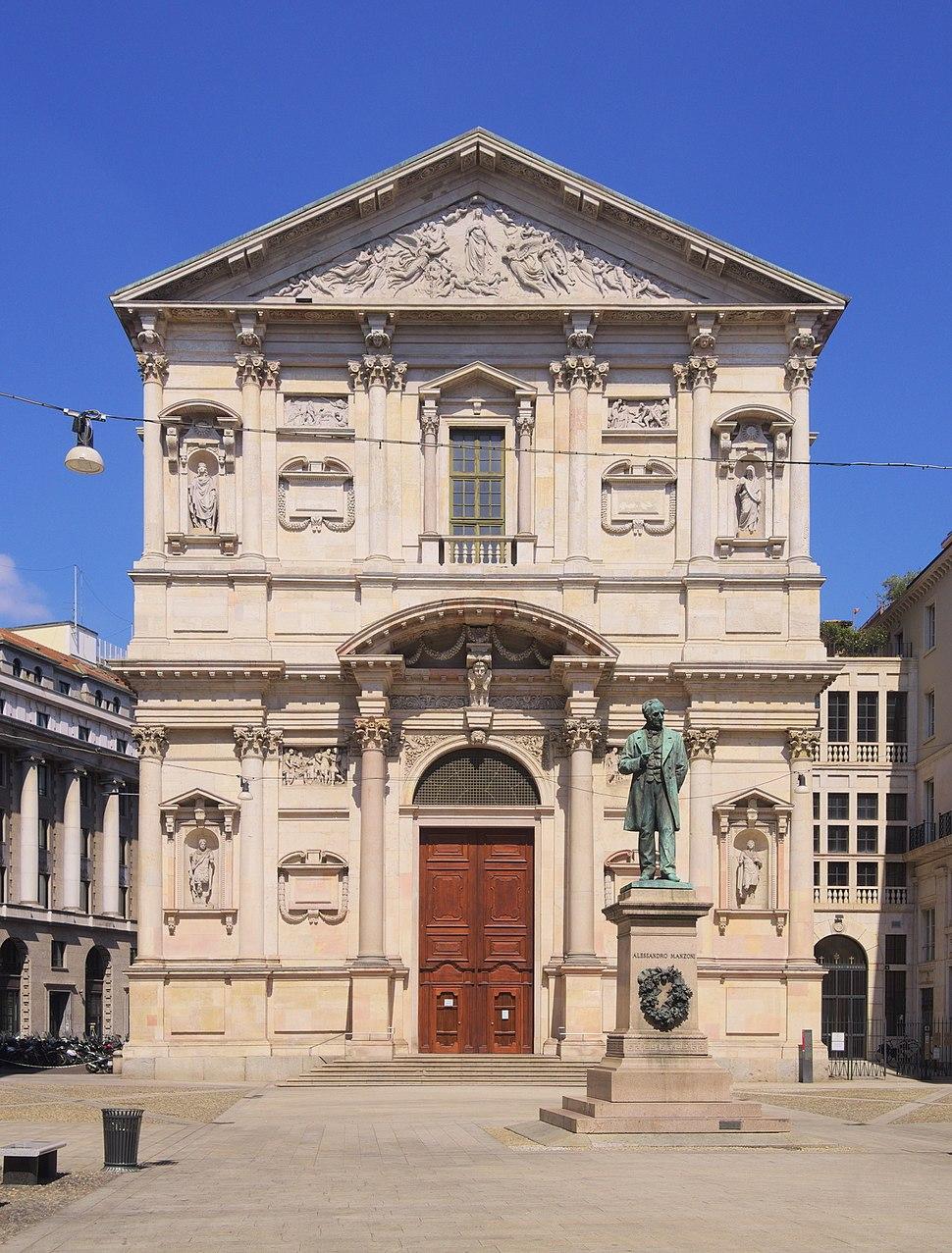 San Fedele, Milano 2373