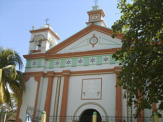 San Francisco, Lempira - The Ancient Colonial Church