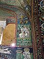 San vitale, ravenna, int., presbiterio, mosaici di dx 05 storie di isaia 02.JPG