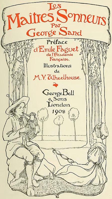 b27a0e83cb20f Les Maîtres Sonneurs Par George Sand – Préface d Émile Faguet de l Académie