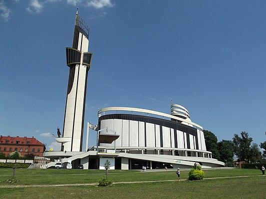 Divine Mercy Sanctuary, Kraków