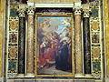 Sant'Andrea della Valle (Rome), La pala d'altare è di Francesco Manno (1754-1831).JPG
