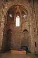 Sant Francesc, absidiola, 2005.JPG