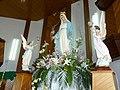 Santa María Reina de la Paz con su corona.JPG