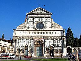 Chiesa Santa Maria Novella di Firenze