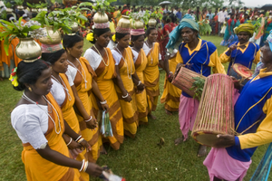 Santal people - Santali people