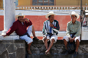 santiago de atitlan natives 2009