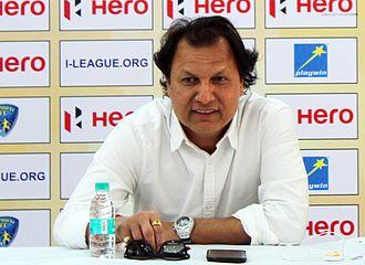 Mumbai F.C. - Santosh Kashyap, Mumbai F.C's previous coach