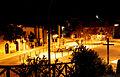 Sassinoro - Piazza IV Novembre notturna.jpg
