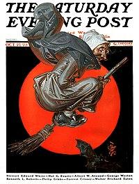 Saturday Evening Post 1923-10-27