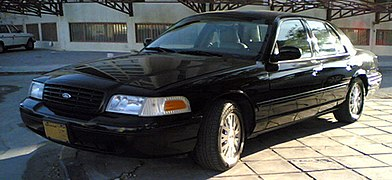 2003 Ford Crown Victoria Lx Sport Saudi Arabia Spec In Kuwait