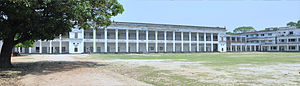Savar Upazila - Savar Adhar Candra Model High School established on 10 January 1913 by Mr.Rakhal Chandra, is one of the oldest educational institutes in Bangladesh