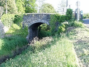 Newry Canal - Scarva canal bridge.