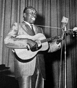 Scatman Crothers - Crothers performing in 1960
