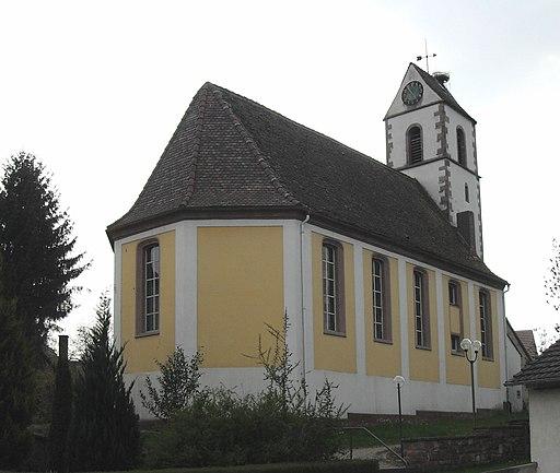 Schallbach, Kirche 2