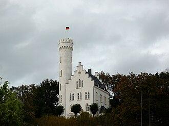 Lichtenstein Castle (Württemberg) - Image: Schloss Lietzow