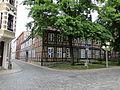 Schwerin Körnerstraße 7 Stephanusstift mit Flügelanbau 2014-05-23.JPG