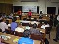 Science Career Ladder Workshop - Indo-US Exchange Programme - Science City - Kolkata 2008-09-17 01417.JPG