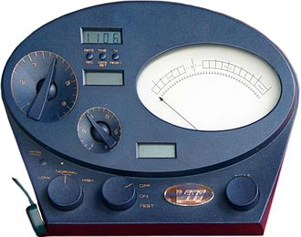 E-meter - Mark Super VII Quantum E-meter, The previous standard model