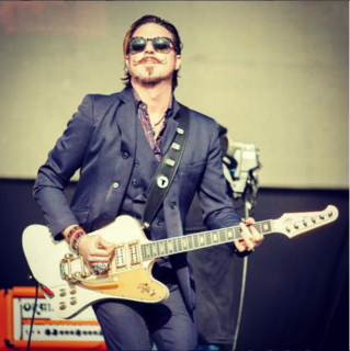Scott Holiday American rock musician