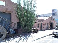 Scottsdale-Historic Places-Cavalliere's Blacksmith Shop-1920.jpg
