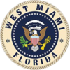 Official seal of West Miami, Florida
