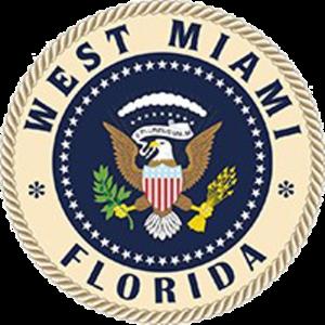 West Miami, Florida - Image: Seal of West Miami, Florida
