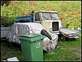 Seat 600, 1977 IPV, 1981 Mercedes-Benz W123 (4383401662).jpg