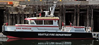 Marine One (fireboat)