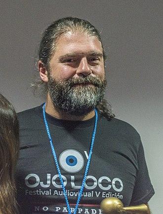 Sebastián Cordero - Sebastián Cordero in 2014.