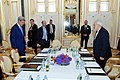 Secretary Kerry, Iranian Foreign Minister Zarif Prepare for Second Day of Nuclear Talks in Vienna.jpg