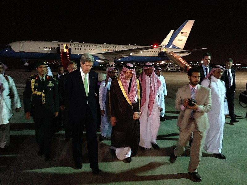 File:Secretary Kerry Arrivals in Saudi Arabia.jpg