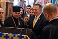 Secretary Pompeo Tours Church of the Intercession of the Holy Virgin in Kyiv (49470691377).jpg