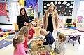 Secretary of State Karen Bradley MP visits Shankill Women's Centre (26647418538).jpg