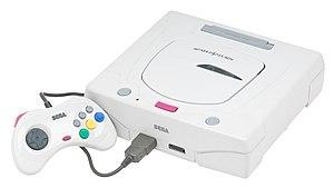 Sega Saturn - Model 2 Japanese Sega Saturn