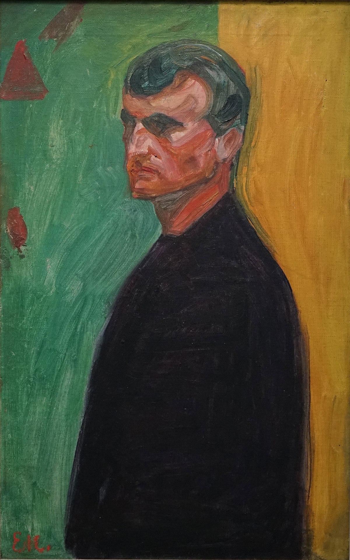 Liste der Gemälde von Edvard Munch – Wikipedia