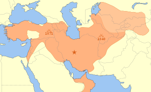 Seljuk Empire locator map.svg