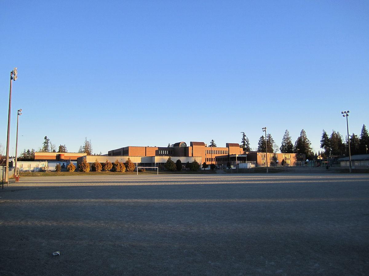 Semiahmoo Secondary School - Wikipedia