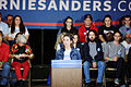 Senator of Vermont Bernie Sanders at Derry Town Hall, Pinkerton Academy NH October 30th, 2015 by Michael Vadon 02.jpg