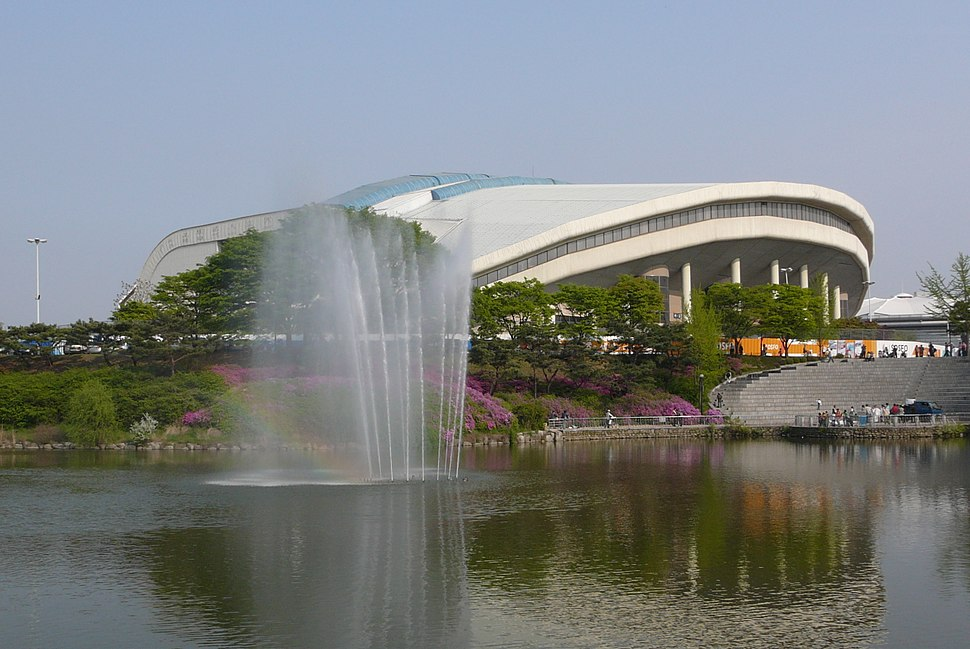 Seoul Olympic Swimming Pool